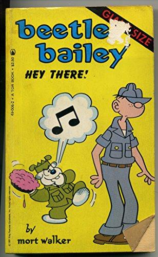 9780523490069: Beetle Bailey: Hey There
