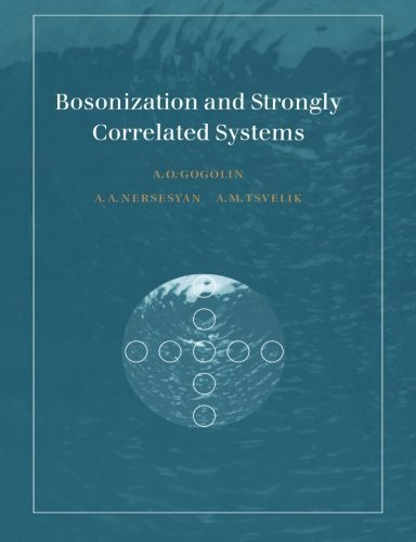9780524357194: Bosonization and Strongly Correlated Systems