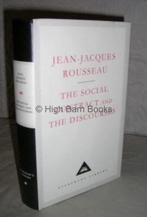 The Social Contract: And Discourses: Jean-Jacques Rousseau