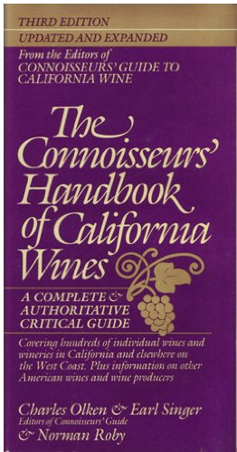 9780525034803: Guide to California Wines