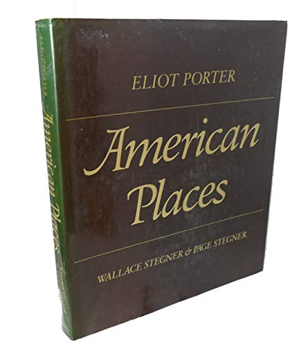 9780525053903: American Places