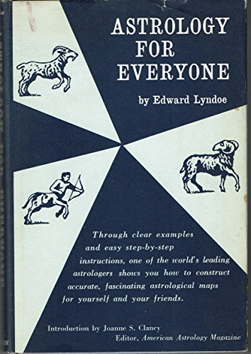 Astrology for Everyone: Edward Lyndoe