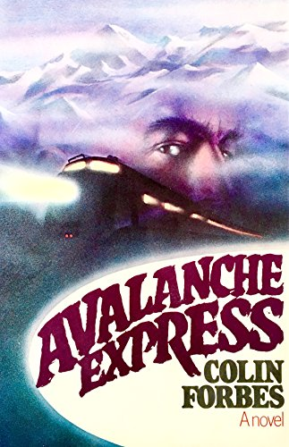 9780525060260: Avalanche Express: 2
