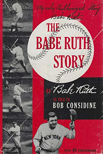 9780525060550: Babe Ruth Story