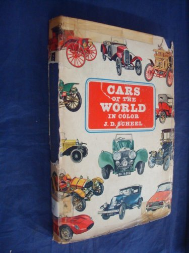 9780525076537: Cars of the World in Color