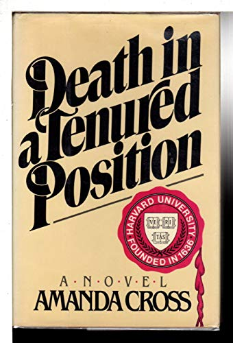 9780525089353: Death in a Tenured Position