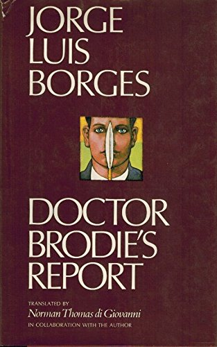 9780525093824: Doctor Brodie's Report