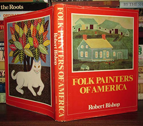 9780525107552: Folk Painters of America