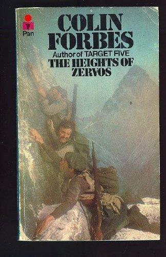 9780525122722: The heights of Zervos