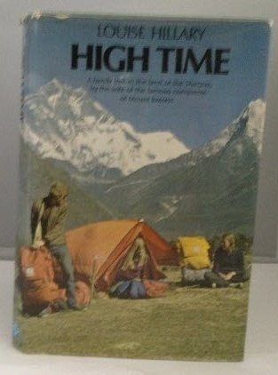 9780525124801: High Time