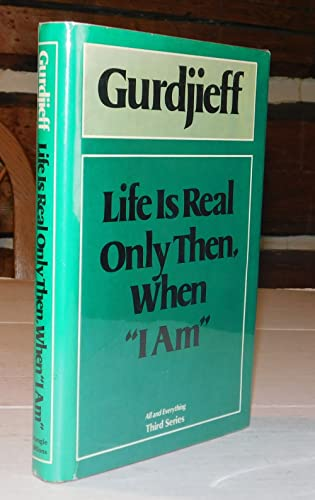 9780525145479: Title: Life is real only then when I am All and Everythin