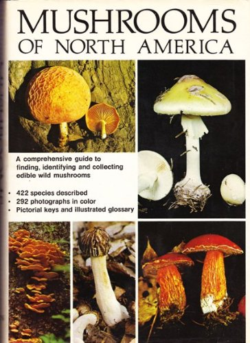 9780525161653: Mushrooms of North America