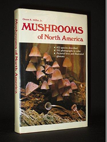 9780525161660: Mushrooms of North America
