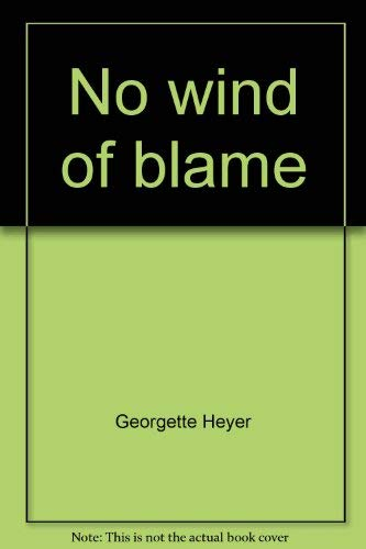 9780525168164: No wind of blame