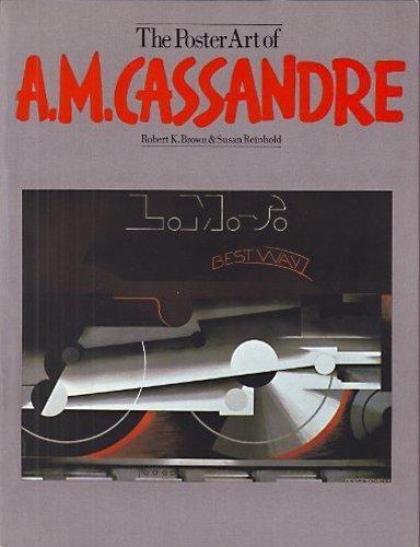 9780525181750: The Poster Art of A. M. Cassandre