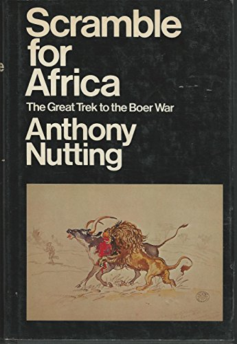 9780525198154: Scramble for Africa;: The great trek to the Boer War