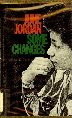 9780525206651: Some changes (Black poets series)