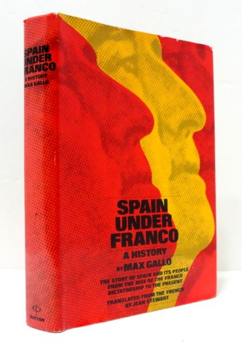 9780525207504: Spain under Franco;: A history