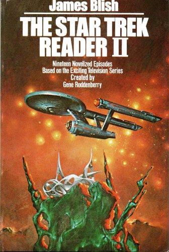 The Star Trek Reader II (0525209603) by Blish, James; Roddenberry, Gene