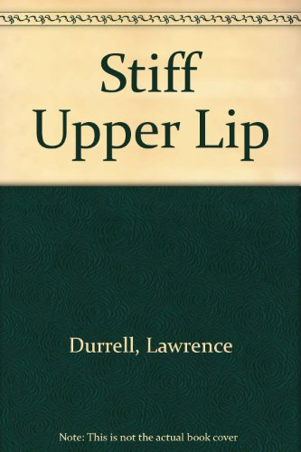 9780525209812: Stiff Upper Lip