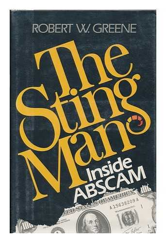 9780525209850: The Sting Man: Inside ABSCAM