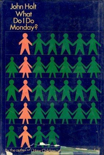 9780525231400: What do I do Monday?