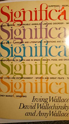 Significa: Wallace, Irving; Wallechinsky, David; Wallace, Amy