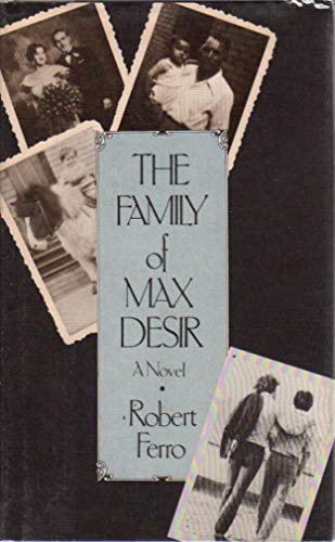 9780525241973: The Family of Max Desir