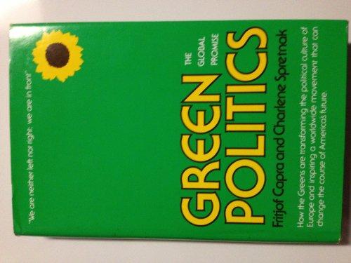 9780525242314: Green Politics