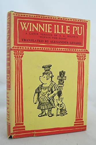 9780525242673: Winnie-Ille-Pu/Winnie the Pooh