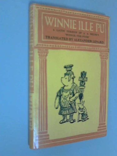 9780525242673: Winnie Ille Pu: 2 (Latin Edition)