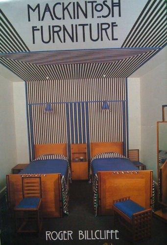 9780525243175: Mackintosh Furniture