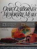 Craig Claiborne's Memorable Meals