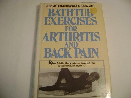 9780525243922: Bathtub Exercises for Arthritis and Back Pain