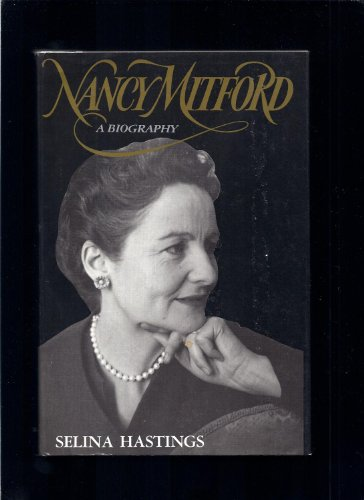 9780525244011: Nancy Mitford: A Biography (A William Abrahams Book)