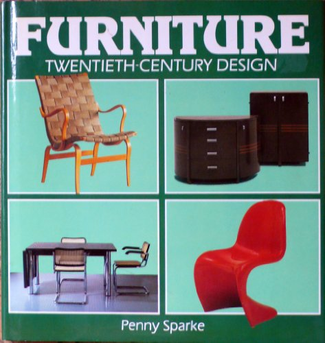 9780525244134: Furniture: Twentieth Century Design
