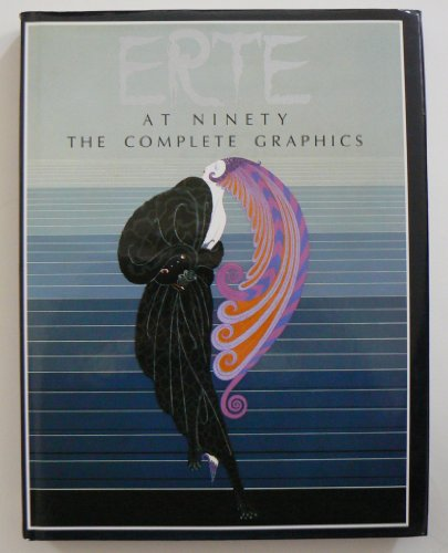 9780525244400: Erte At Ninety the Complete Graphics