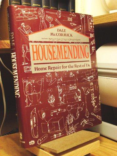 9780525244561: Housemending: 2