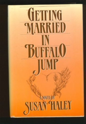 9780525245285: Getting Married in Buffalo Jump