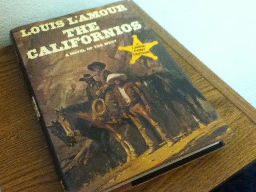 9780525246152: The Californios