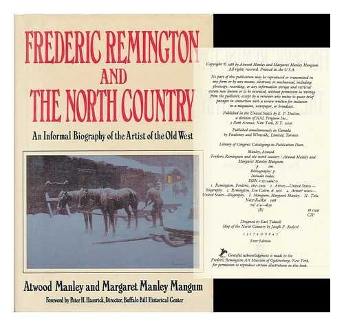 Frederic Remington and the North Country: Margaret M. Mangum;