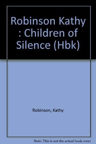 9780525246633: Children of Silence
