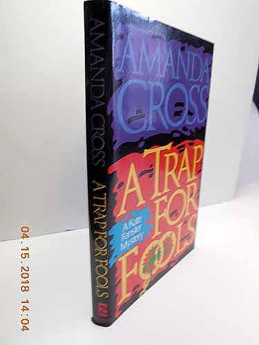 9780525247548: A Trap for Fools: A Kate Fansler Mystery