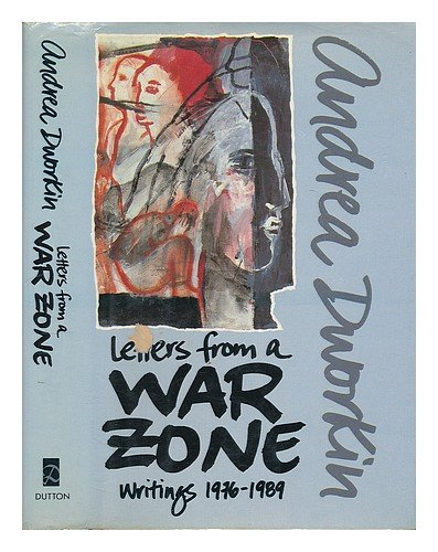 9780525248248: Letters from the War Zone:1976-1989
