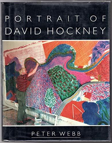 Portrait of David Hockney: Webb, Peter; Hockney, David (artist)