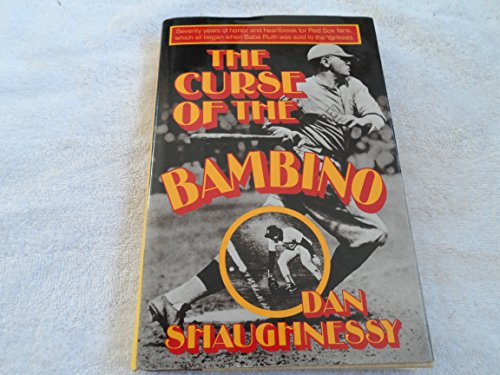 9780525248873: Shaughnessy Dan : Curse of the Bambino (Hbk)