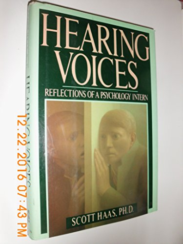 9780525248996: Hearing Voices: Reflections of a Psychology Intern