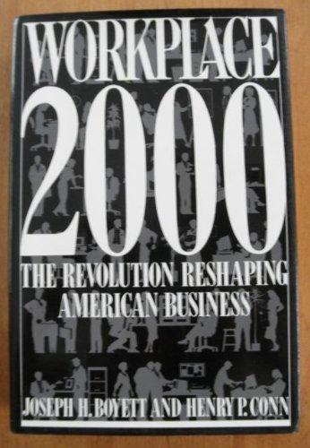 9780525249368: Workplace 2000