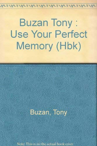 9780525249832: Use Your Perfect Memory: 2