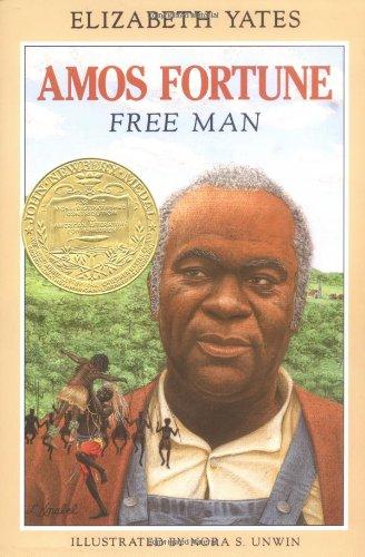 9780525255703: Amos Fortune Free Man